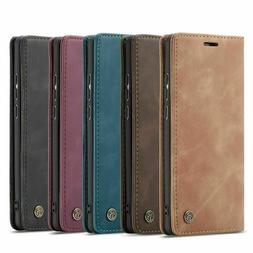 For Samsung Galaxy A20 A30 A50/51 A70 Flip Leather Wallet Ph
