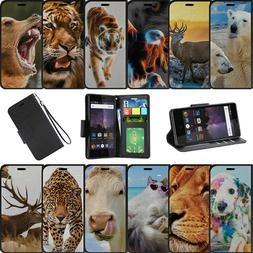 For Apple iPhone 7 Plus  Wallet Card Case with Magnetic Snap