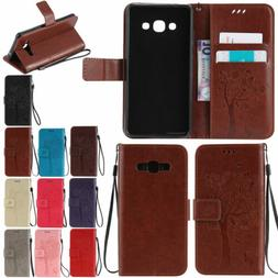 For Samsung Galaxy NOTE 9 8 5 4 Ultra Case Leather Wallet Fl