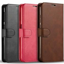 samsung galaxy s7 leather flip wallet
