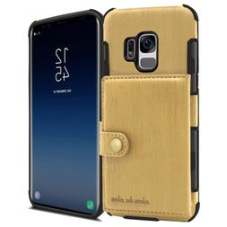 FLY HAWK Samsung Galaxy S9 Plus Slim Case Phone Wallet with