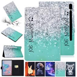 """For Samsung Galaxy Tab S6 10.5"""" T860 T865 Smart Leather Wall"""