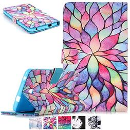 Tab A 7.0 Case,UUcovers Lightweight Stand Cover Wallet Case
