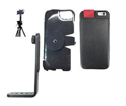 SlipGrip Tripod Mount For Apple iPhone 6S Plus Using Lameeku