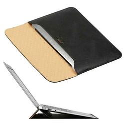 MacBook Air 13 inch Case Sleeve with Stand, OMOTON Wallet Sl