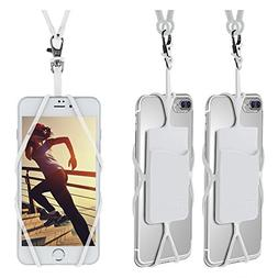 Gear Beast Universal Cell Phone Lanyard Compatible with iPho
