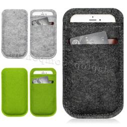 Universal For Cell Phone Wallet Bag Purse Pouch Sleeve Case