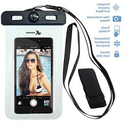 Voxkin PREMIUM QUALITY Universal Waterproof Case including A