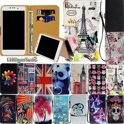 various mobile phones universal leather wallet