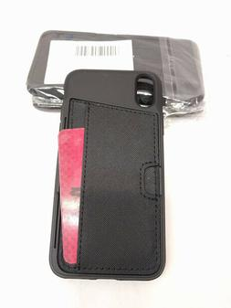 wallet cc slot phone case for iphone