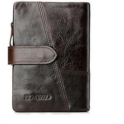 Wallets Card Cases & Money Organizers Men's Leather Wallet,