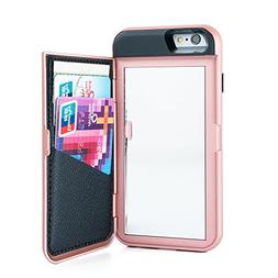 Wetben Case for iPhone 6 /6s,Dual Layer Shockproof PC+TPU Mi